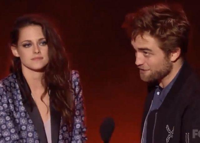 Kristen Stewart nie poszłaby na TCAs bez Roberta Pattinsona