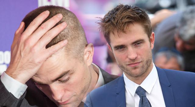 Smutny Robert Pattinson na Festiwalu Filmowym w Londynie (ZDJĘCIA)