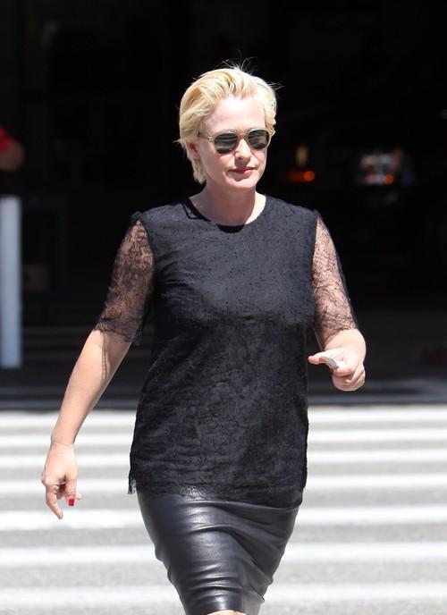 Patricia Arquette brzydko się starzeje (FOTO)