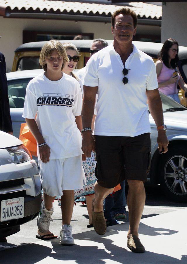 Jak Patrick Schwarzenegger zarabia na �ycie?