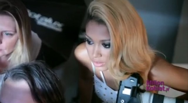 Patrycja Kazadi w sesji dla Cosmopolitan [VIDEO]