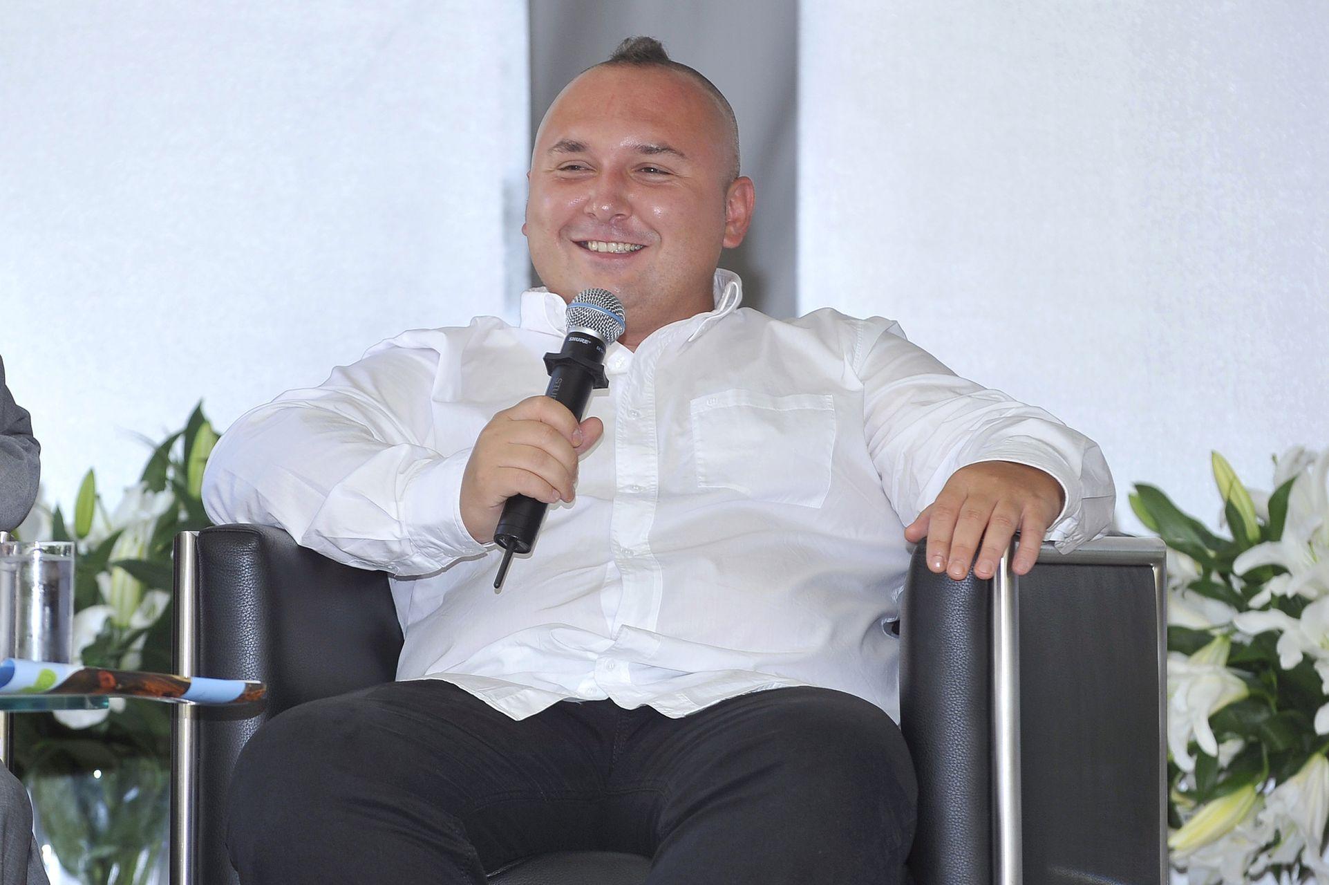 Patryk Vega zdradził, że schudł 40 kilo! 10 lat temu waga mu nie przeszkadzała