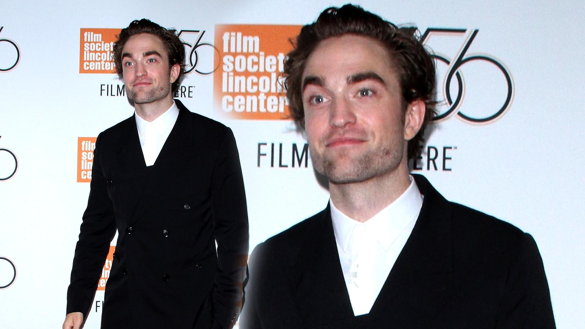 Dziś wszyscy mówią o dziwnej stylówce Roberta Pattinsona (ZDJĘCIA)