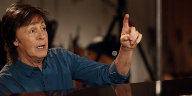 Gwieździsty teledysk Paula McCartneya (VIDEO)