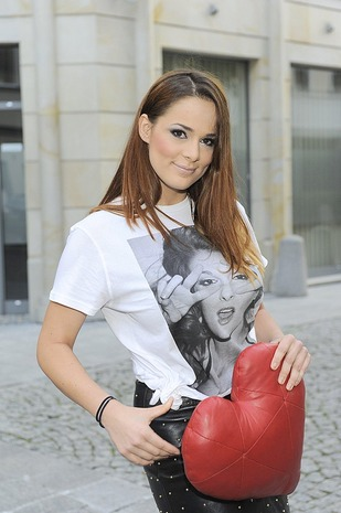Paula Marciniak w Projekcie Modelka