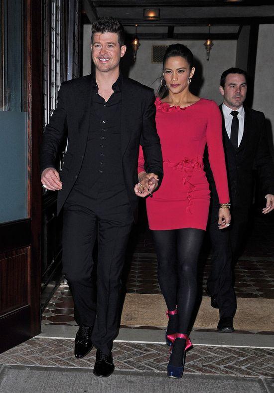 Robin Thicke i Paula Patton są w separacji!