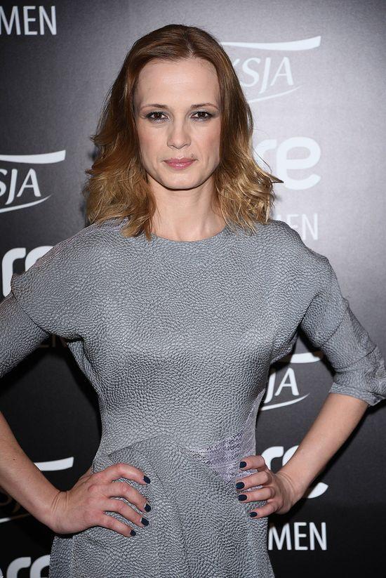 Paulina Chylewska w modnej sukience