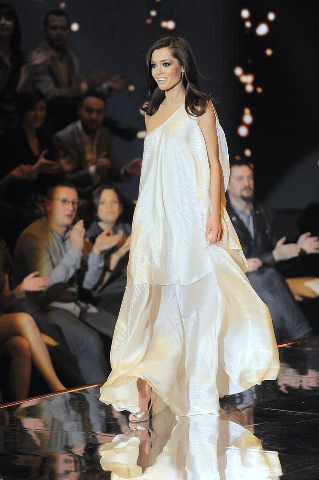 Paulina Papierska, pierwsza polska Top Model, JEST W CIĄŻY! (ZDJĘCIE)