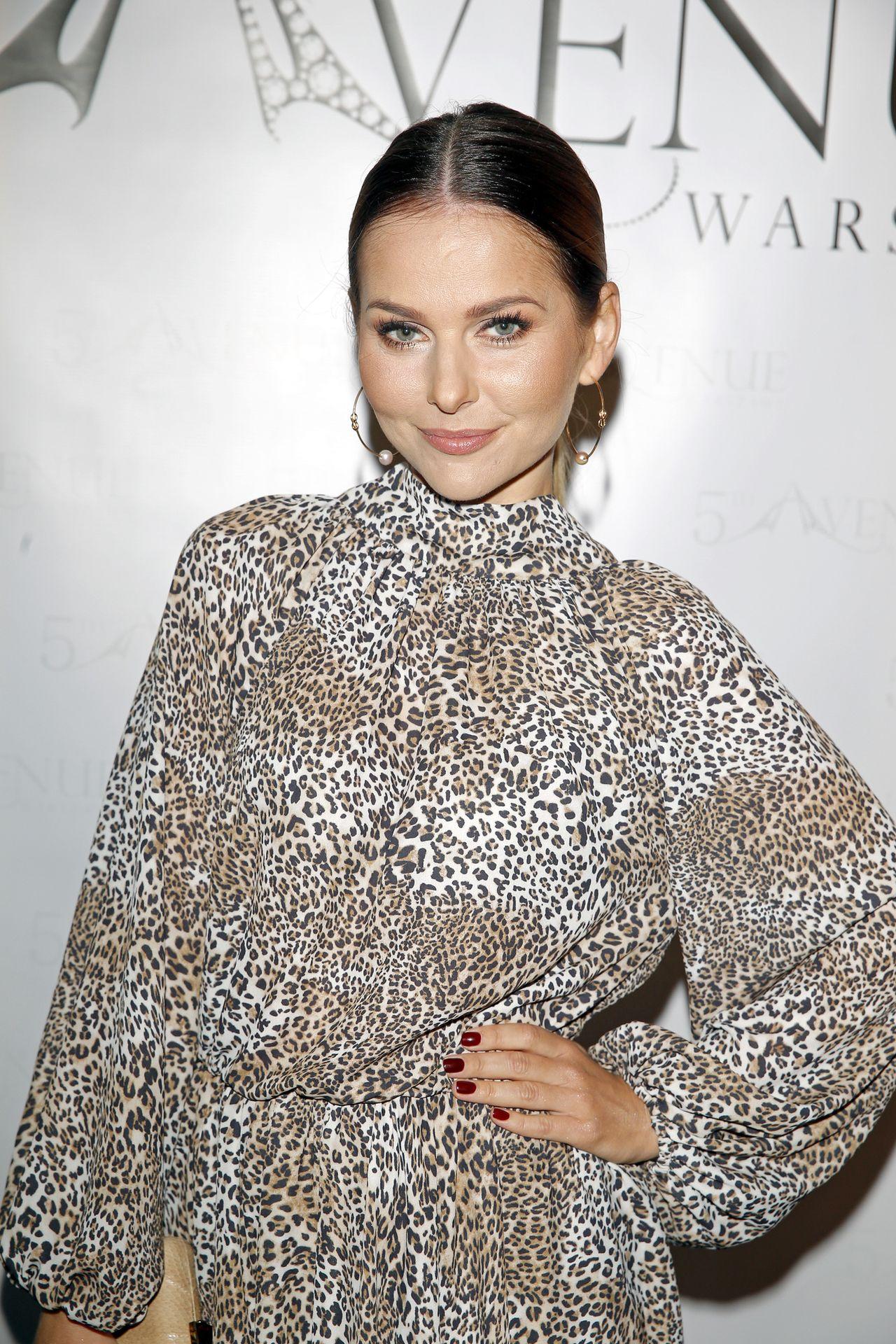 Paulina Sykut w krótkich włosach - pokazała zdjęcie sprzed lat
