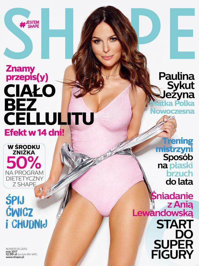 Paulina Sykut w SHAPE o plotkach na temat surogatki