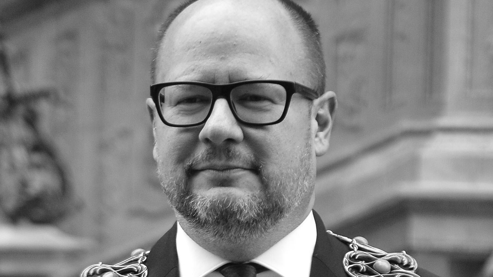 Prezydent Gdańska, Paweł Adamowicz NIE ŻYJE