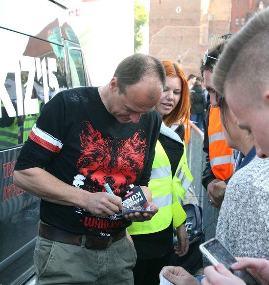 Paweł Kukiz jeszcze koncertuje (FOTO)