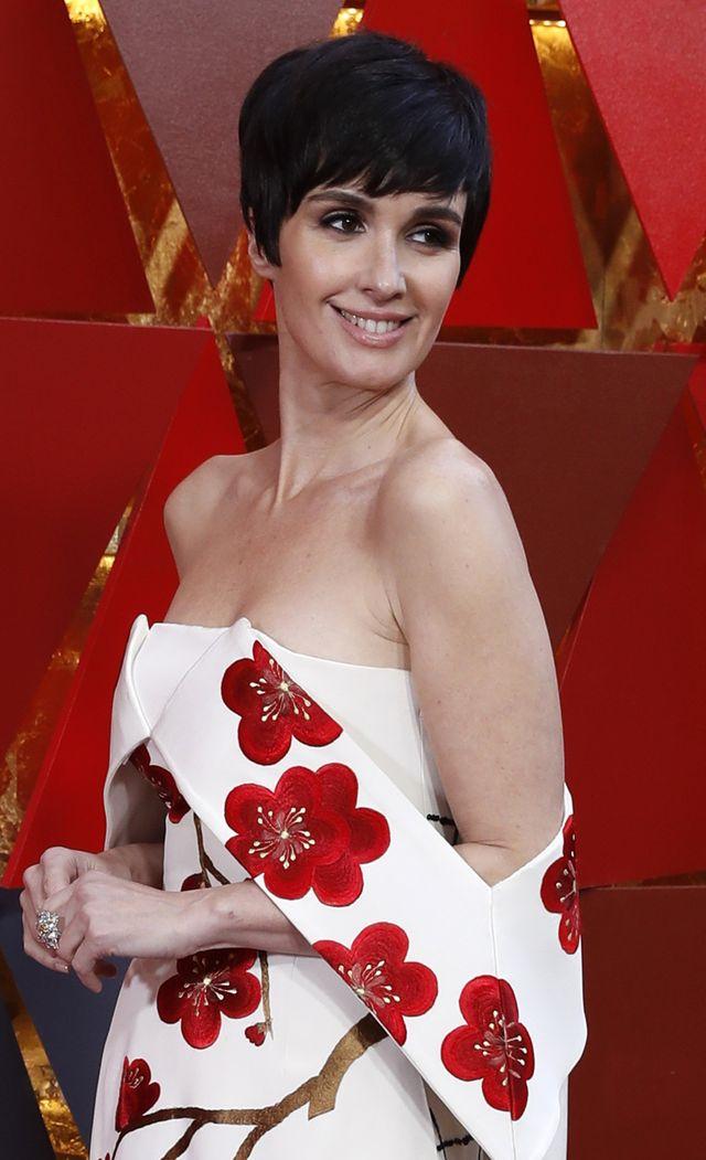 Oscary 2018 - kreacje gwiazd na czerwonym dywanie (ZDJĘCIA)