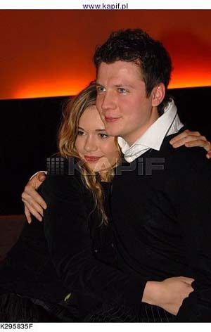 Jakub Tolak i nowa dziewczyna