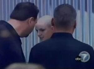Britney Spears jest łysa!