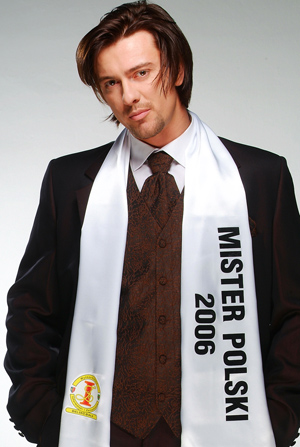 Mister World made in Poland