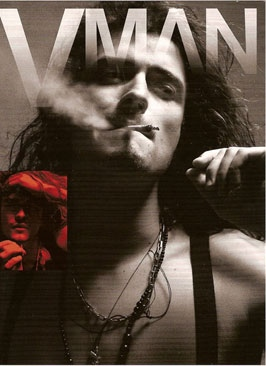Orlando Bloom w Vman