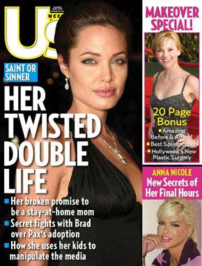 Media są przeciwko Jolie