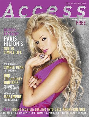 Paris Hilton obraża fanów