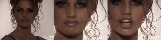 Katie Price (Jordan) przed operacją