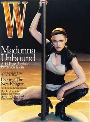 Koścista Madonna