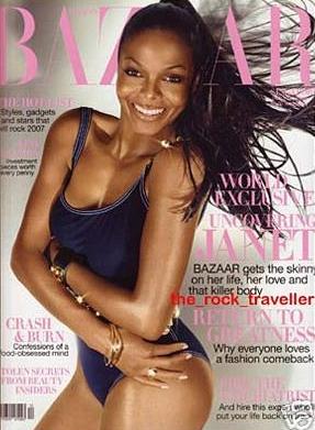 Janet Jackson chronią dusiciele