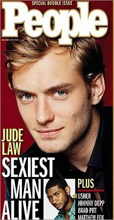 Jude Law to świnia
