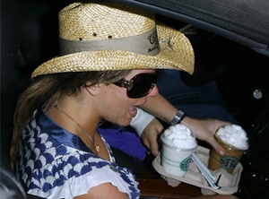 Britney Spears ma służących