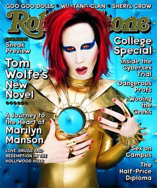 Marilyn Manson o swojej dziewczynie