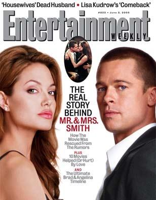 Angelina Jolie: Jaka separacja?!