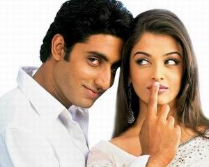 Pierwsza para Bollywood