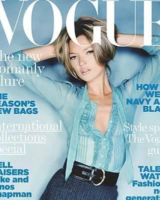 Kate Moss kopiuje