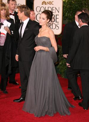 Angelina Jolie kręci nosem