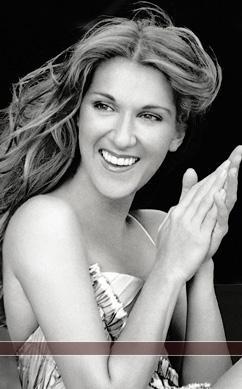 Celine Dion zaśpiewała z duchem