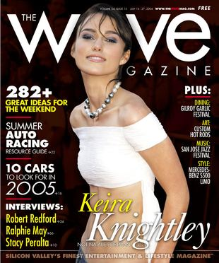 Keira Knightley rzuca aktorstwo