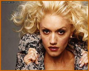 Gwen przed Photoshopem