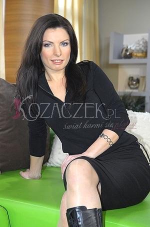 Agnieszka Dygant w TzG