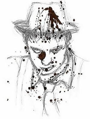 Pete Doherty tworzy (FOTO)