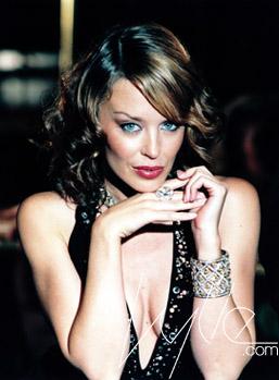 Kylie Minogue zaprzecza