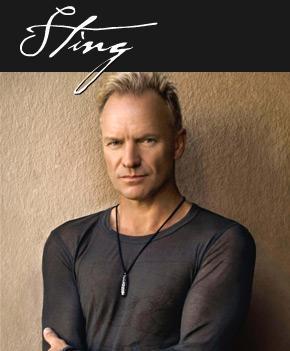 Sting ma okropną żonę