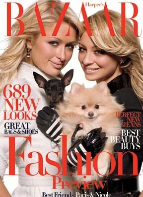Dali Paris Hilton na okładkę