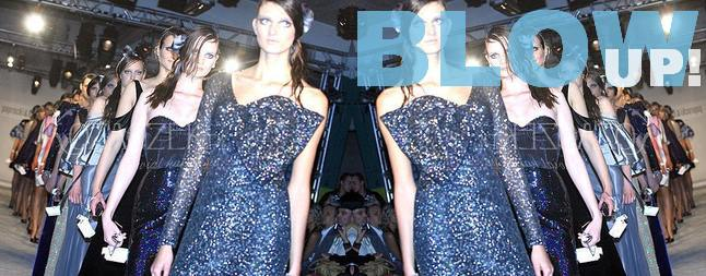 P&B - pokaz mody