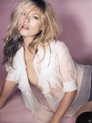 Johnny Depp w obronie Kate Moss