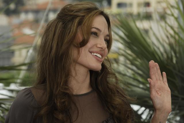 Tatuaże Angeliny Jolie
