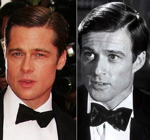 Brad Pitt nowym Redfordem