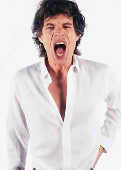 Mick Jagger i jego żądło