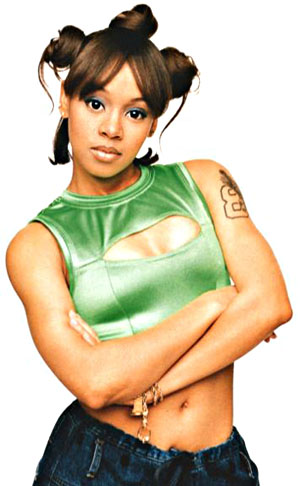 lisa left eye lopes star
