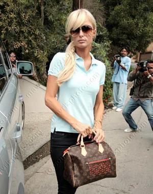 Paris Hilton wybielona