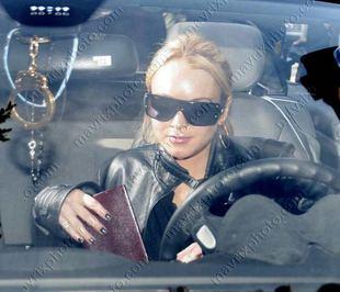 Lindsay pójdzie siedzieć z Paris