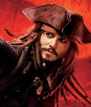 Johnny Depp chce być piratem
